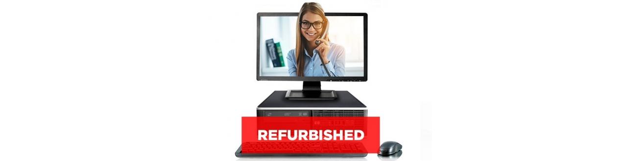 PC de escritorio Refurbished