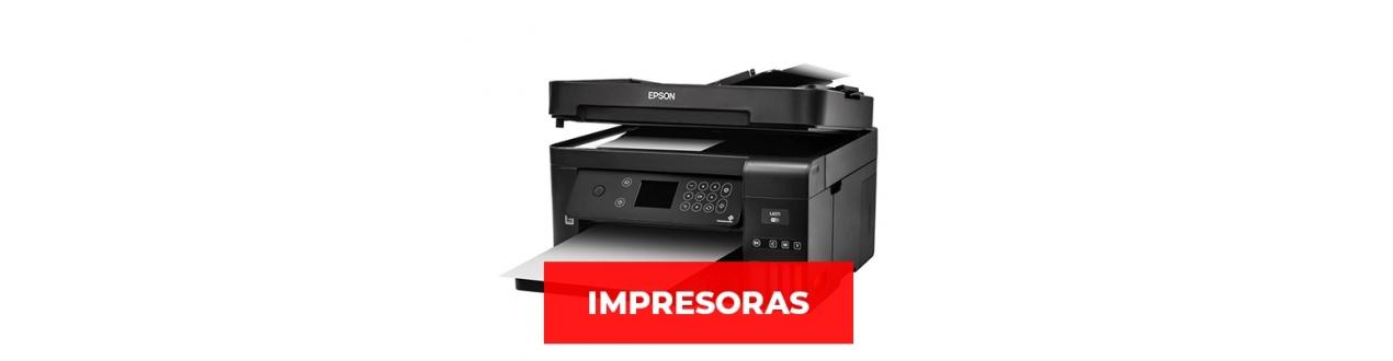 Impresoras y Multifuncionales