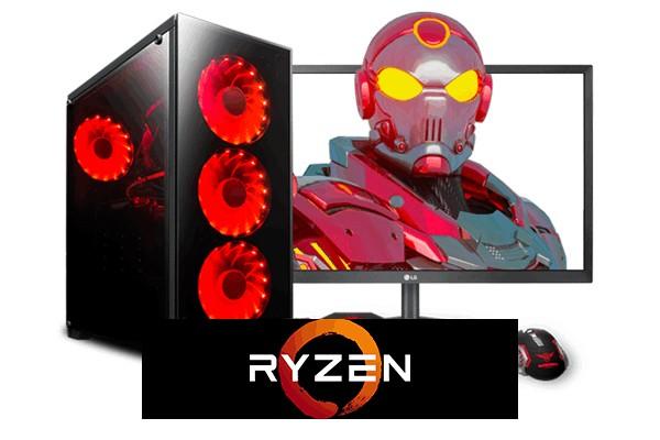 PC AMD RYZEN