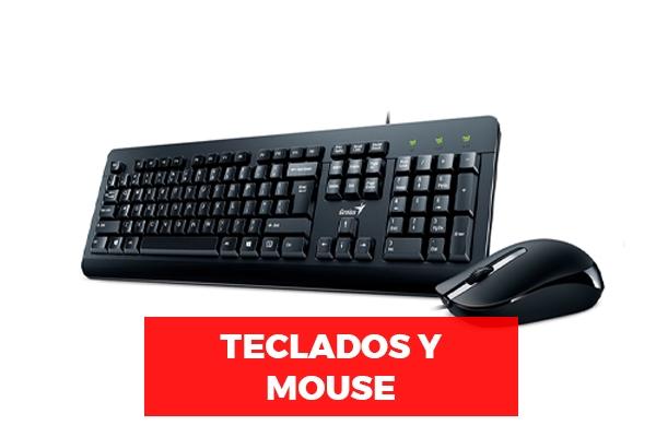 Teclado/ Mouse / Pad mouse